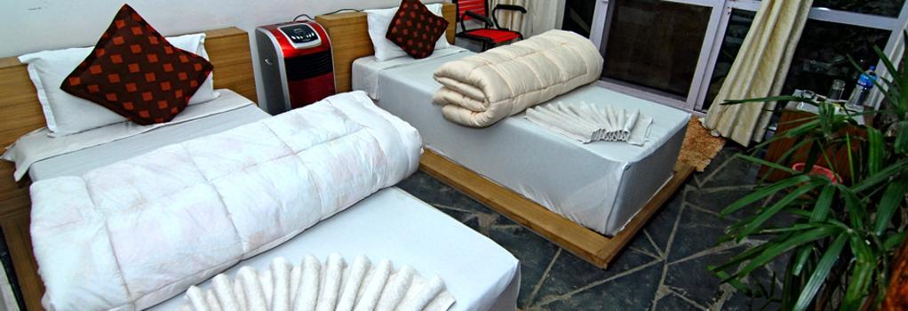 Gantavya Resort - ポカラ - 寝室