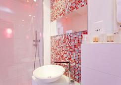カラー デザイン ホテル - パリ - 浴室