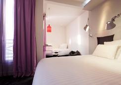 カラー デザイン ホテル - パリ - 寝室