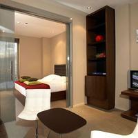 オリビア プラザ ホテル Living area