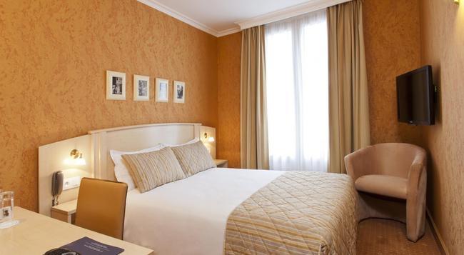 エリゼ オペラ ホテル - パリ - 寝室