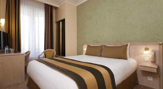 シャンペレ-エリゼ - パリ - 寝室