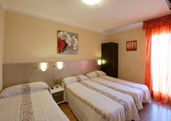 オスタル バルセロナ - バルセロナ - 寝室