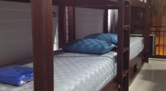 バック ホーム バックパッカーズ - バンコク - 寝室