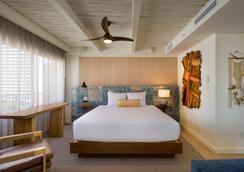 ザ サーフジャック ホテル & スイム クラブ - ホノルル - 寝室