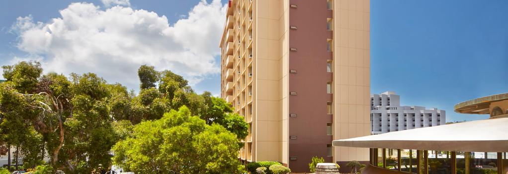 パゴダ ホテル - ホノルル - 建物