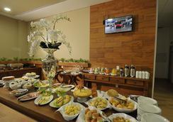 Hotel Maestro Premium Cascavel - Cascavel (Paraná) - レストラン