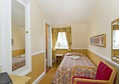アドミラル ホテル アット パーク アベニュー - ロンドン - 寝室