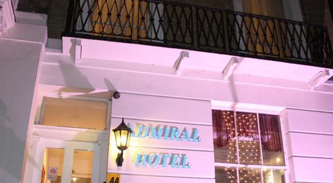 アドミラル ホテル - ロンドン - 建物