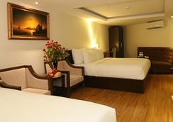 Rising Dragon Palace Hotel - ハノイ - 寝室