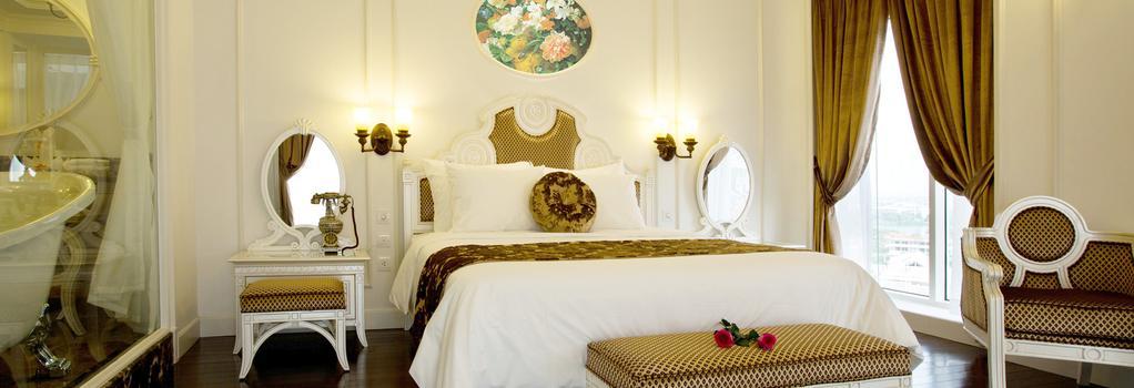 エルドラ ホテル - フエ - 寝室