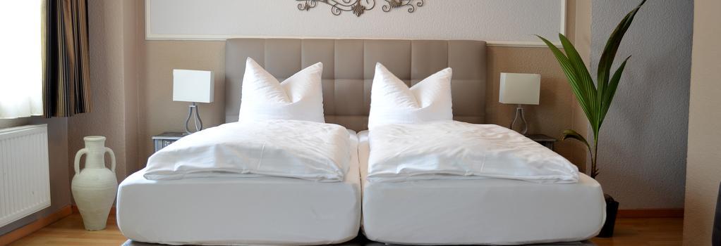 ホテル シュタット ブレーメン - ブレーメン - 寝室
