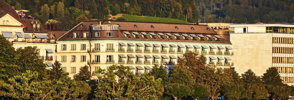 シュタイゲンベルガー ホテル ベレリヴ オー ラック - チューリッヒ - 建物