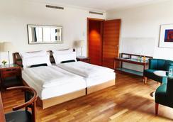シュタイゲンベルガー ホテル ベレリヴ オー ラック - チューリッヒ - 寝室