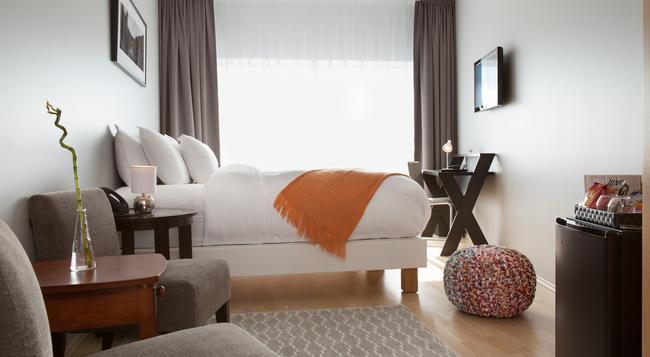 Hlemmur Square - レイキャヴィク - 寝室