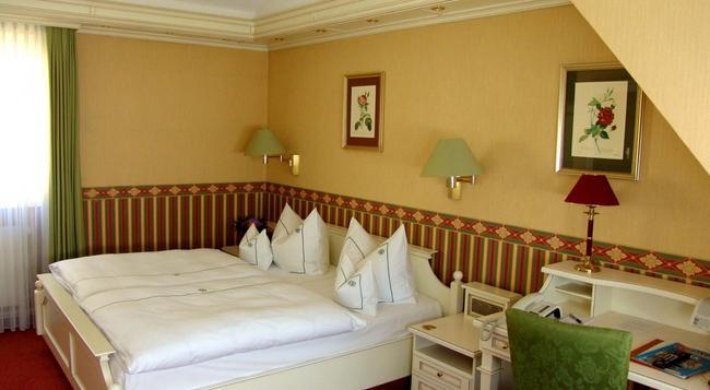 ホテル ケルナー ホフ - ケルン - 寝室