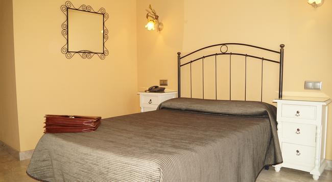 カバレロ エランテ - マドリード - 寝室