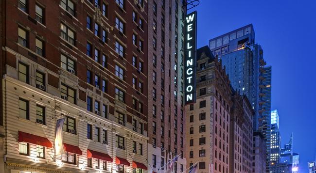 ウェリントン ホテル - ニューヨーク - 建物