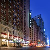 ウェリントン ホテル Hotel Front - Evening/Night