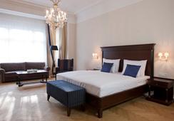 オーストリア トレンドパークホテル シェーンブルン ウィーン - ウィーン - 寝室