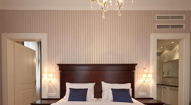Austria Trend Parkhotel Schönbrunn - ウィーン - 寝室