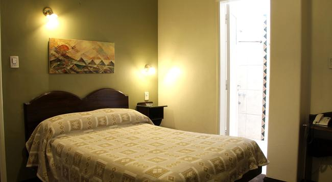 Hotel Selby - San Juan - 寝室