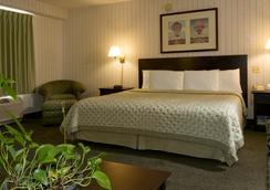 メドウランドズ プラザ ホテル - シコーカス - 寝室