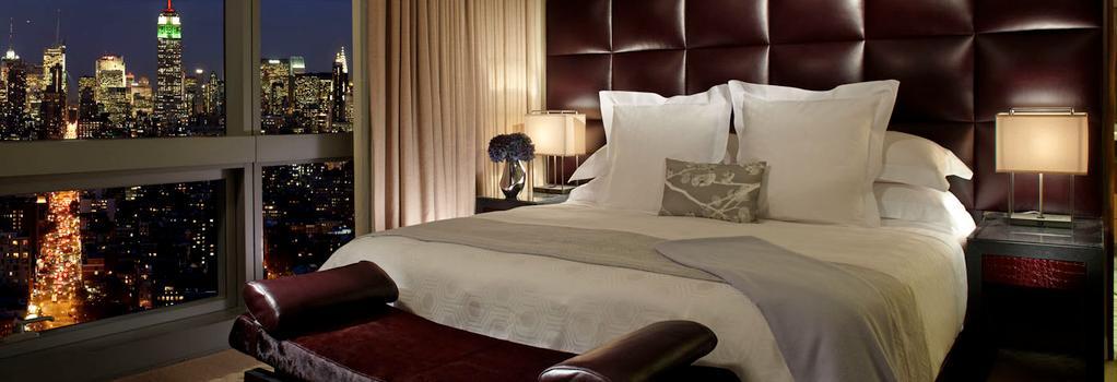 ジェット ラグジュアリー @ ザ トランプ ソーホー - ニューヨーク - 寝室