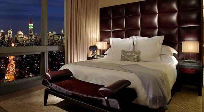 Jet Luxury at the Trump SoHo - ニューヨーク - 寝室