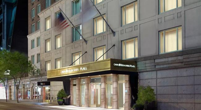 オムニ バークシャー プレイス - ニューヨーク - 建物