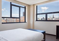 オーチャード ストリート ホテル - ニューヨーク - 寝室