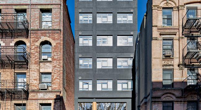オーチャード ストリート ホテル - ニューヨーク - 建物