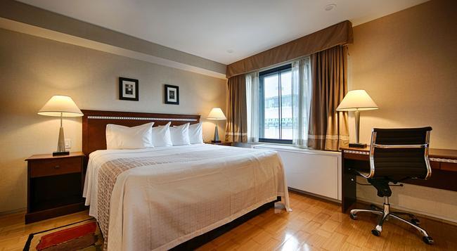 ベスト ウエスタン バワリー ハンビー ホテル - ニューヨーク - 寝室
