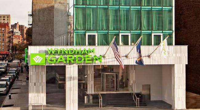 ウィンダム ガーデン チャイナタウン - ニューヨーク - 建物