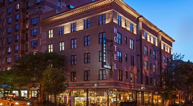 ザ ジェム ホテル - チェルシー - ニューヨーク - 建物