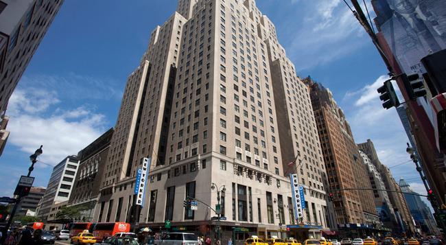 ウィンドハム ニューヨーカー ホテル - ニューヨーク - 建物