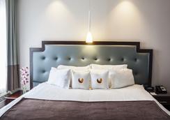 Condor Hotel - ブルックリン - 寝室