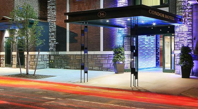 Condor Hotel - ブルックリン - 建物