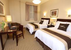ポイント プラザ ホテル - ブルックリン - 寝室