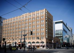 ザ ピックウィック ホテル サンフランシスコ