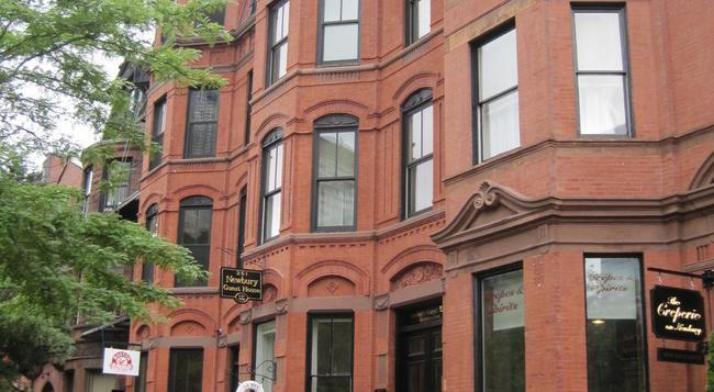 ニューベリー ゲスト ハウス - ボストン - 建物