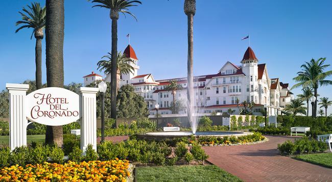 ホテル デル コロナド - Coronado - 建物
