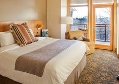 シーダーブルック ロッジ - シータック - 寝室