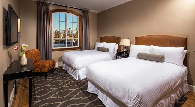 ホテル ノルマンディー ロサンゼルス - ロサンゼルス - 寝室