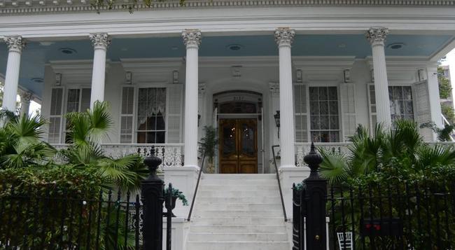 Magnolia Mansion - ニューオーリンズ - 建物