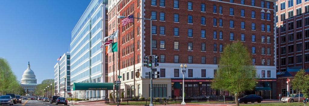 フェニックス パーク ホテル - ワシントン - 建物