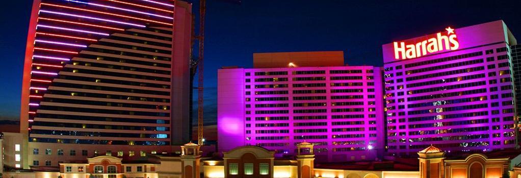 Harrah's Resort Atlantic City - アトランティック・シティ - 建物