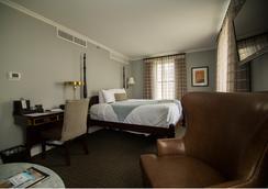ランカスターホテル - ヒューストン - 寝室