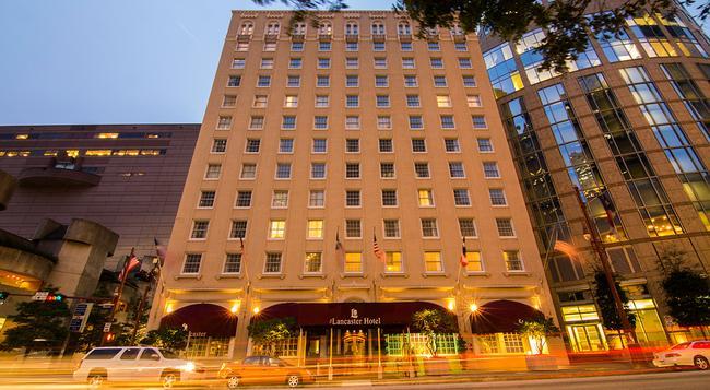 ランカスターホテル - ヒューストン - 建物
