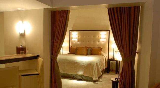 シャトー セルバンテス - サン・フアン - 寝室